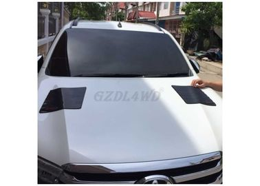 4x4 Hilux Revo Car Hood Scoop Auto Body Parts ABS Plastic With Self Adhesive Tape Tedarikçi