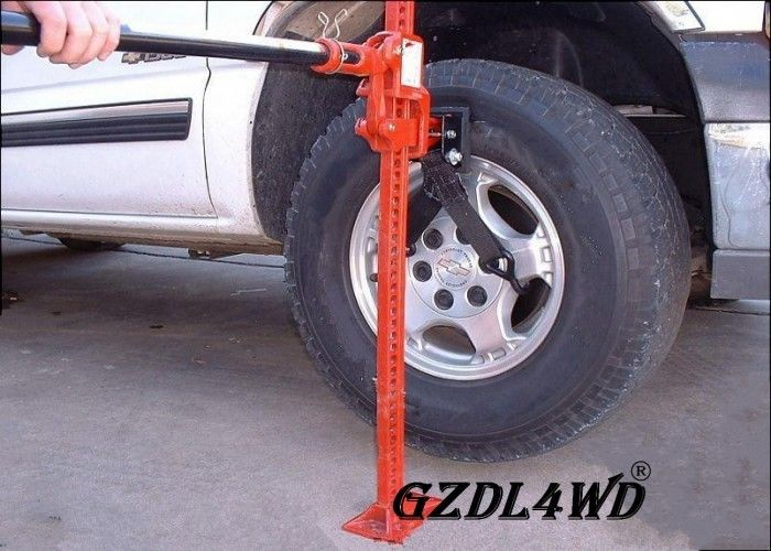 "Çin Off Road 60"" High Lift Jack 7000lbs Capacity , Universal Steel Off Road High Lift Jack Fabrika"