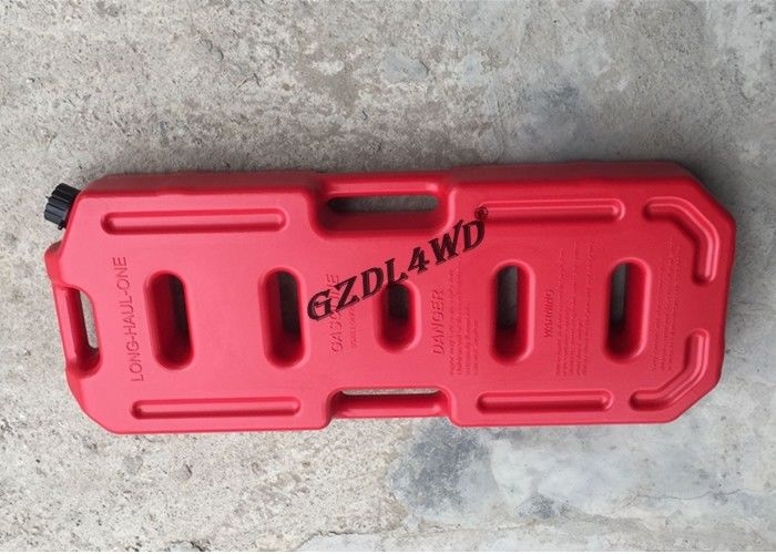 Çin Off Road 4x4 Aksesuarlar Jerry Can 10L 20L Plastik Jerry Can Trucks için Otomobiller için Fabrika